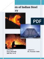 46314892 Steel Industry Final Report
