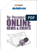 Online News & Events Report - 2007