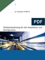 De 910HF3 InstallationAndConfiguration QuickStart De