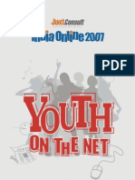 JuxtConsult India Online 2007 Youth on the Net Report