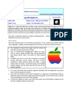 JainMatrix Investments researches Apple Inc in Feb 2013