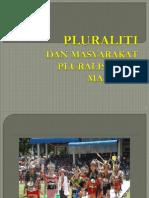 Pluraliti