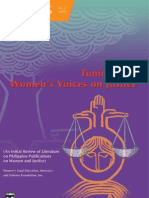 Tuning in to Women Voices