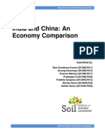 India and China_An Economy Comparison