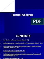 Textual Analysis - PowerPoint(1)