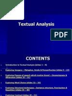 Textual Analysis - PowerPoint(1)