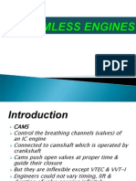 Camless Engines