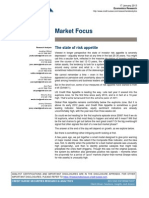 Credit Suisse, Market focus, Jan 17,2013