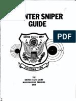 Counter sniper guide