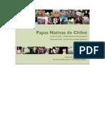 """Manual """"Papas nativas de Chiloé. Conservación y mejoramiento participativo. Reproducción a través de semillas botánicas"""