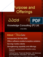 VividataKnowledgeConsulting-purposeOfferings-v20Feb2009