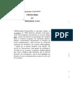 Deleuze - L Empirisme Transcendental - Anne Sauvargnagues