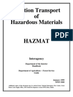 88329291 Aviation Transport of Hazardous Materials