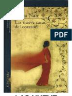 Anita Nair - Las Nueve Caras Del Corazon