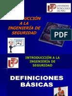 Introd. a La Ing. de Seguridad Industrial