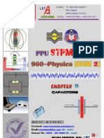 PPU 960 Physics Note [Sem 2 Chapter 13 - Capacitors]