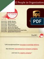 United Parcel Service (A)