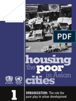 96943888 Quick Guides for Policy Makers 1 URBANIZATION the Role the Poor Play in Urban Development