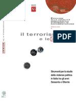 Regione Toscan - Il Terrorismo e Le Stragi. Strumenti Di Studio