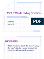 Lecture 2 ACES Wind Load Lect