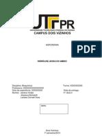 relatorio 4 bioquimicaa