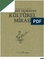 Türkiyenin Somut Olmayan Kültürel Mirası - Optimize