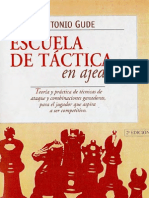 GUDE_Táctica