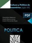 Cultura y Política de Latinoamérica (siglo XX)