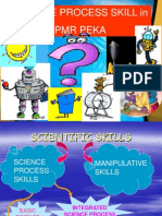 Science Process Skill Miri