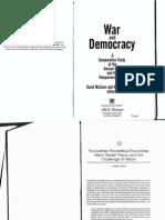 WarDemocracyComparativeKorea Ober