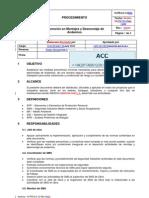 10-PR-6.4-12rev1 MOntaje y Desmont Andamios