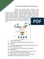 Cara Membuat Virtual Privat Network