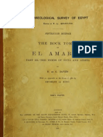 Davies - The Rock Tombs of El Amarna 03