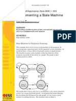 AppNote 6811-003 State Machine