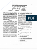 A Comparison of Power Density for Axial Flux Machines Based on General Purpose Sizing Equations