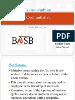 Case Study- Cool Initiative