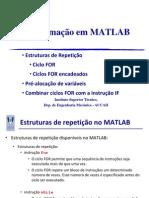 Programação em Matlab - IST