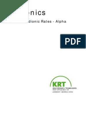 Krt Radionics Book 3 | Hertz | Love