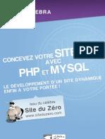 Concevez Votre Vite Web Avec PHP Et MySQL