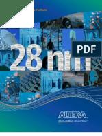 Altera 28 Nm Device Portfolio