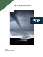 Tornado Waarschuwingssysteem Verslag