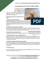 Cara Mengataasi Hama Ulat Pada Jamur Tiram
