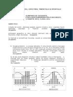 2010 Geografie Etapa Judeteana Subiecte Clasa a XI-A 0