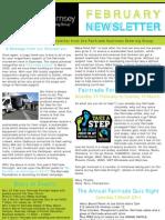 Fairtrade Guernsey Newsletter Feb 2013