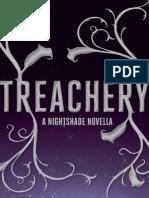 Andrea Cremer - Nightshade 2.5 - Treachery