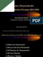 MercadoElectricoPeruano2012-2022