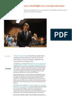 The Pistorius Case casts dim light on RSA