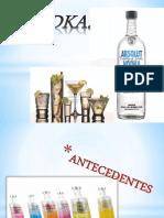 Vodka Exposicion