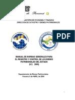 Manual de Normas Gen. viajes al exterior  20121.pdf