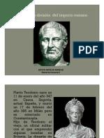 Unidad 12 Teodosio I y la caída del imperio romano - Kevin Muñoz
